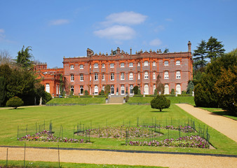 An English Stately Home and Garden