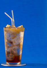 Long Island Iced Tea, copy space available