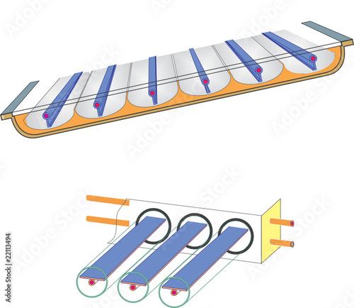 aide panneau solaire thermique tableau isolant thermique. Black Bedroom Furniture Sets. Home Design Ideas