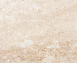 Pink travertine marble