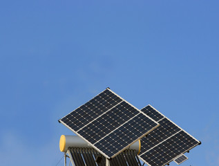 Solar panel and Photovoltaic panels