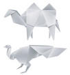 Origami_peacock_camel