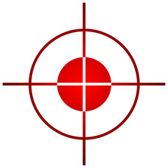 Sniper target sight or scope