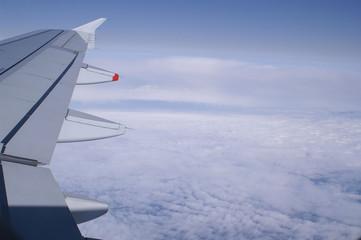 Avion - mer de nuages