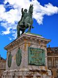 Statue de Frederick V Place du palais d'Amalienborg poster