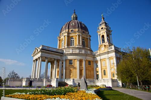 Basilica di Superga, Torino, Italia