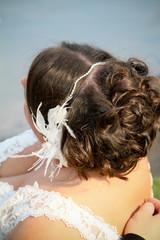 up do hair bride wedding curly