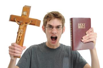 Religious Conservative Fundamentalist Extremist