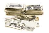 pile of vintage photos