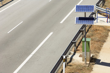 panels and highway