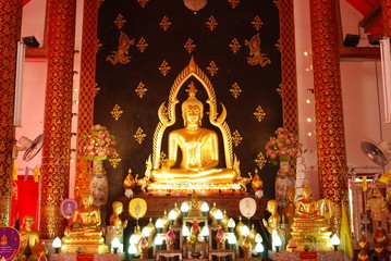 temple north in thailand