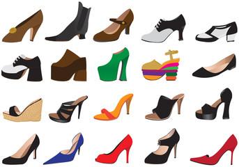 scarpe mix