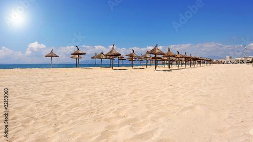 plage de Palma de Majorque