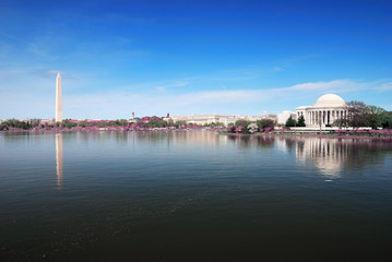 Washington DC panorama
