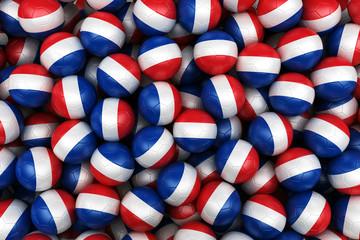 Dutch Soccer balls