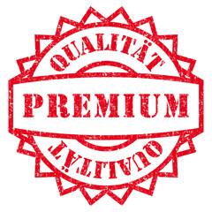 Premium-Stempel
