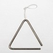 Leinwanddruck Bild - Triangel