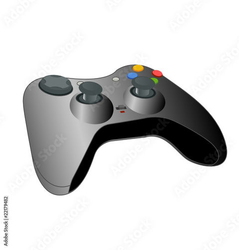 Vector game joypad