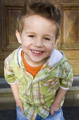 Nice Boy smile