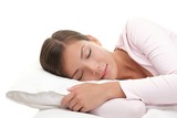 Woman sleeping - 22182486