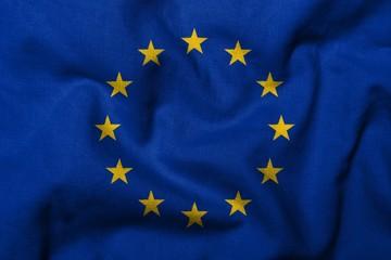 3D Flag of  European Union