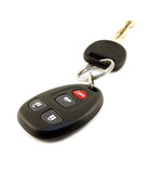 Microchiped Car Key with Remote