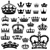 Crown Icons - 22188807
