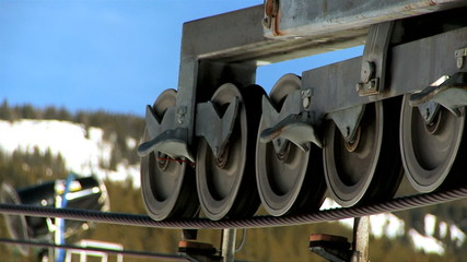 Ski Lift Machinery