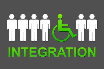 Integration von behinderten