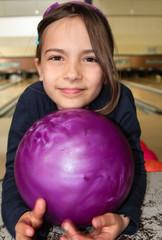 joueuse de bowling