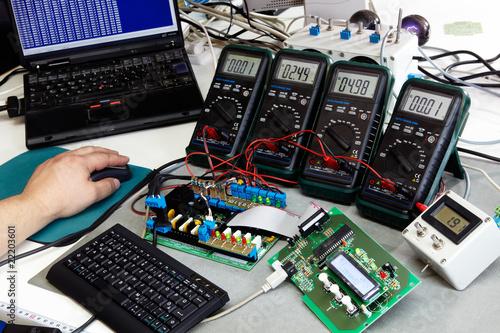 final checking of electronic assemblies 01