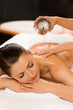 Kerzenwachs Massage