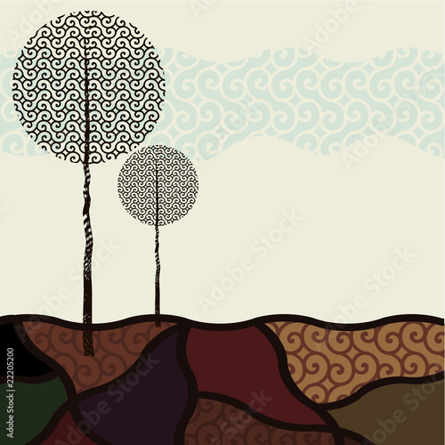 Abstract background © Drew Engel