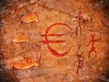 prehistoric paint poster