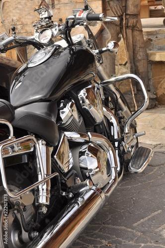 motocykl-z-chromem
