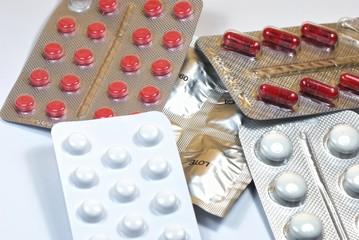 pastillas en el botiquin
