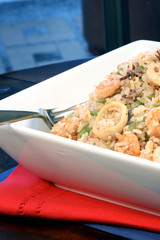 calamary rice