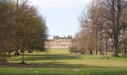 View of Cannon Hall