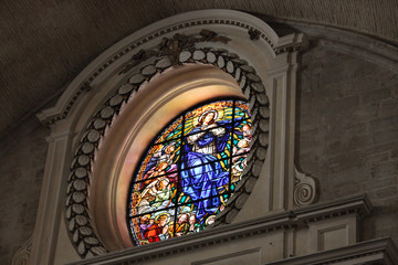Kirchenfenster Valencia