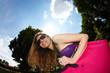 Sommerspass bei Sonnenschein