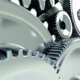 gear industry poster