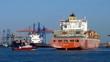 Hafenschlepper in Aktion - 22224873