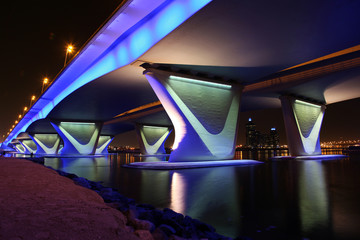 Dubai: Al Garhoud Bridge
