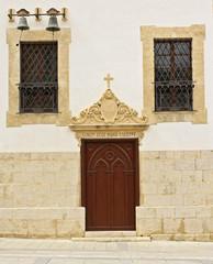 Door, windows, bells