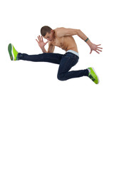 difficult jump