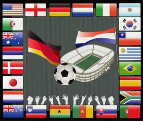 vector del mundialde futbol  2010