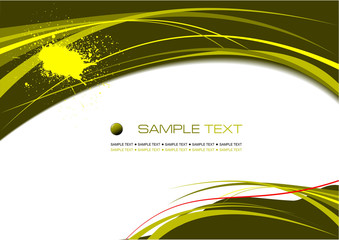 Grunge abstract background. vector