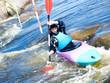 female kayaker