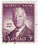 Alfred Emanuel Smith poster