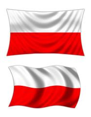 Fahnen - Polen (01)